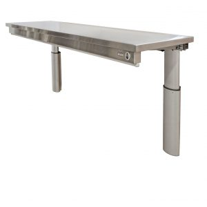 Stainless Lift Bench