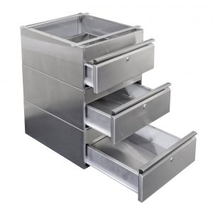 Stainless Drawers